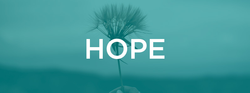 Hope-Button