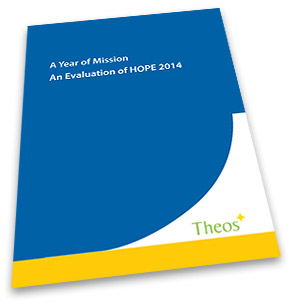 Theos Report Cover